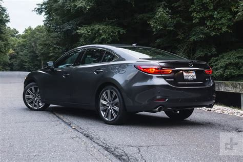 Uusi Mazda 6 2020 by 2019 Mazda 6 Signature Turbo Review Digital Trends