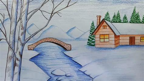 Drawing Snow