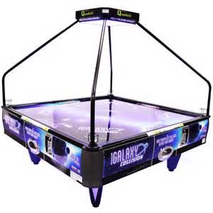 galaxy collision quadair hockey table hockey tables