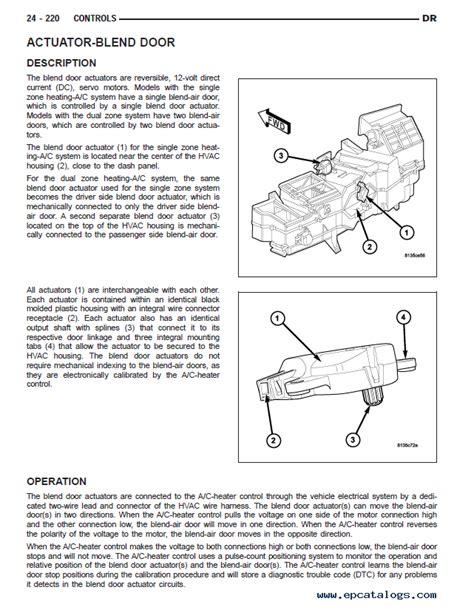 motor repair manual 2005 dodge ram 1500 electronic throttle control dodge ram truck series 1500 2500 3500 service manual pdf