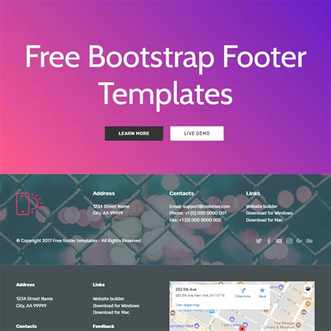 free will templates free bootstrap template 2018