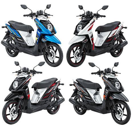 Lu Yamaha X Ride kredit motor yamaha x ride cermati
