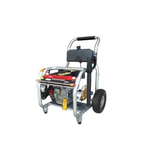 power plus 3 000 psi 2 8 gpm gas pressure washer ppg3000h