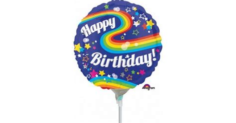 Balon Foil Hbd Gift Box Mini anagram 9 inch hbd colorful rainbow from category