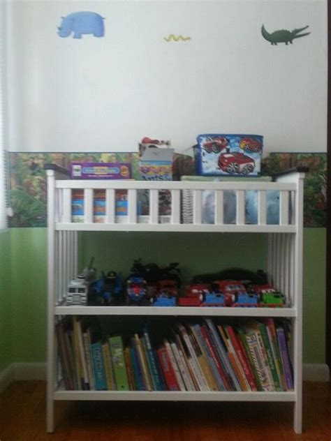 Changing Table Storage Ideas 1000 Ideas About Changing Table Storage On Nursery Changing Tables And