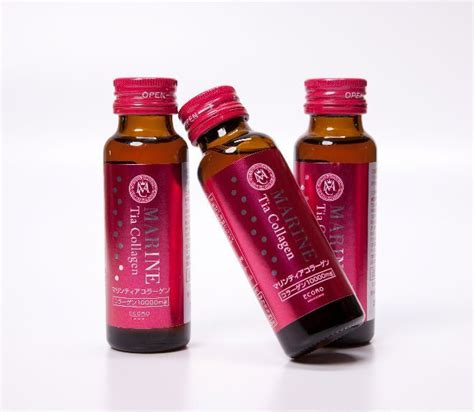 Drink Collagen made in japan collagen drink marine collagen