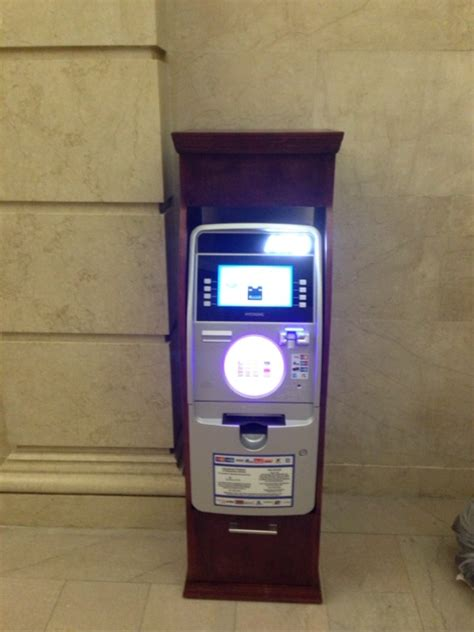 Cabinet Lobbying by Atm Cabinet In Lobby