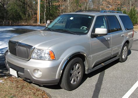 lincoln 2003 navigator 2003 lincoln navigator ii pictures information and