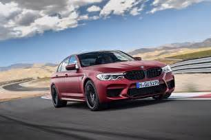 Bmw Awd Cars 2018 Bmw M5 Unveiled With 600 Ps Awd And Rwd Autoevolution