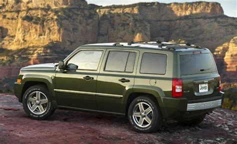 2007 Jeep Patriot Limited Car And Driver