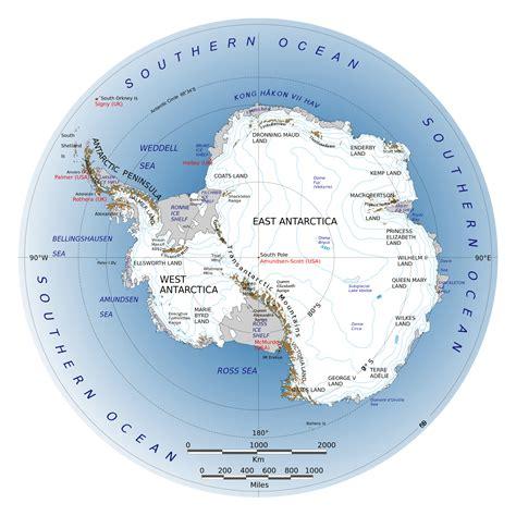 map of antarctica large detailed map of antarctica antarctica large