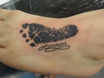 real common sense reviews book baby footprint tattoos