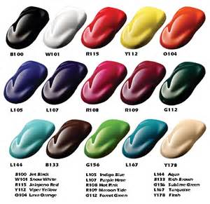 custom basecoat clearcoat motorcycle paint kit 15