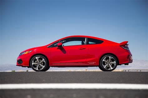 honda civic si 2014 honda civic si coupe first test motor trend