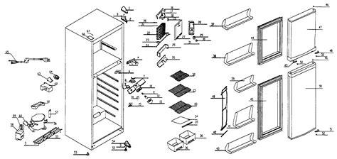vissani refrigerator parts diagram vissani get free