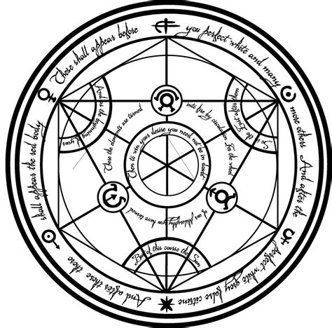 transmutation circle tattoo transmutation circle by koalaexe on deviantart