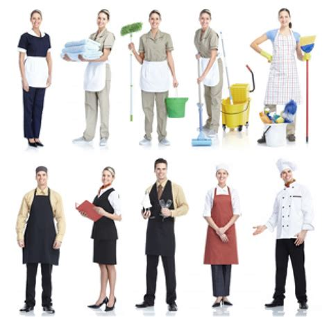 motel 6 front desk uniform restaurant uniforms