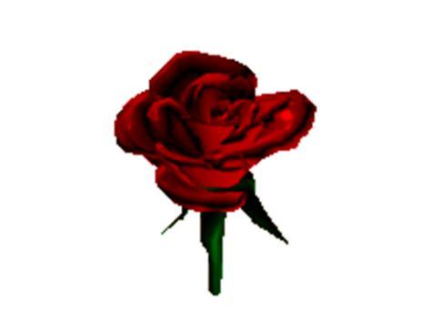 bunga mawar gif gambar animasi animasi bergerak