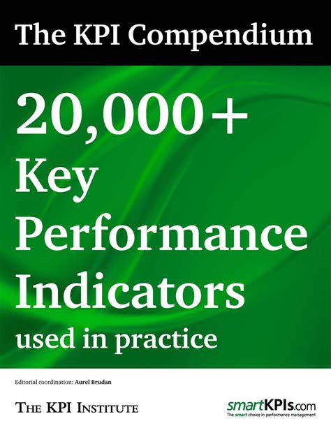 performance management in healthcare from key performance indicators to balanced scorecard second edition himss book series books the kpi compendium 20 000 key performance indicators