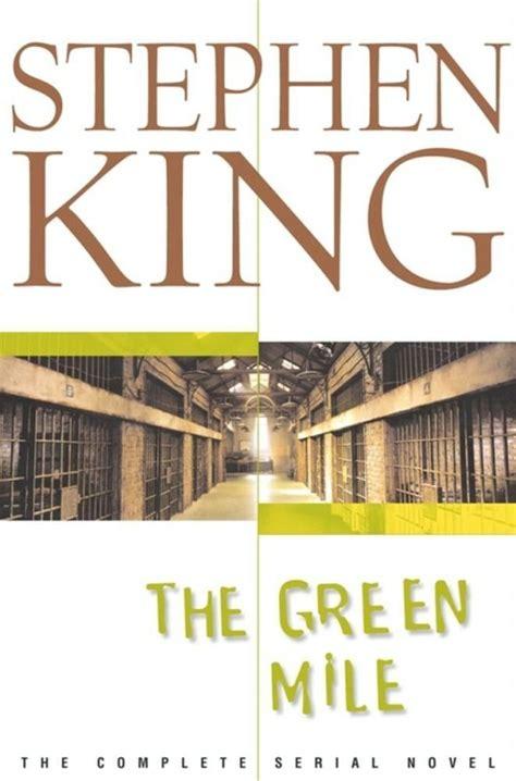 green a novel books the 10 most spiritual stephen king books