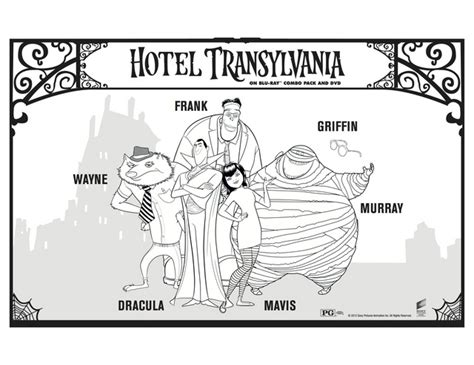 halloween coloring pages hotel transylvania hotel transylvania halloween coloring pages festival