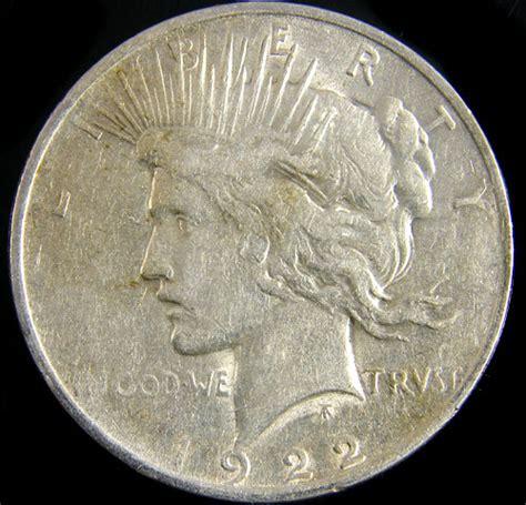 1 dollar silver coin 1922 1922 peace dollar silver coin co 804