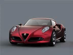 Future Alfa Romeo Cars Alfa Romeo 4c Concept Redefines Quot Quot