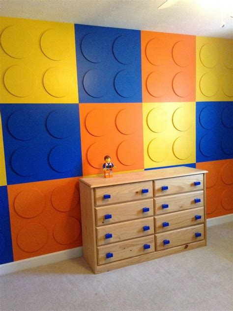 Lego Bedroom Decor by Lego Themed Bedroom Ideas The Owner Builder Network