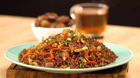 resep nasi goreng ikan asin masak  hari