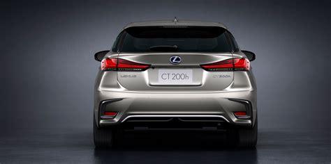 lexus hatchback 2018 lexus