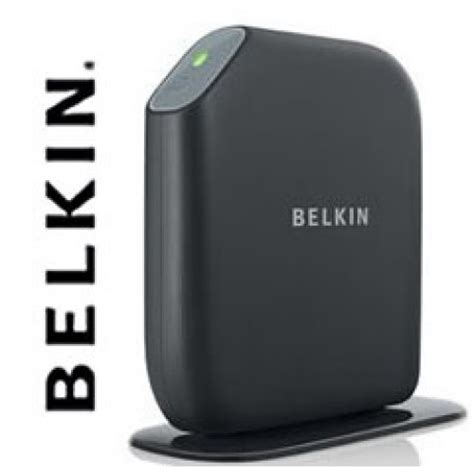 Router Belkin N150 Belkin Wireless 150mbps Wifi Basic N150 Router F7d1301zb