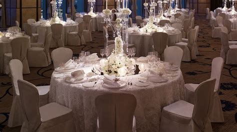 wedding tables best seating arrangement for intimate receptions