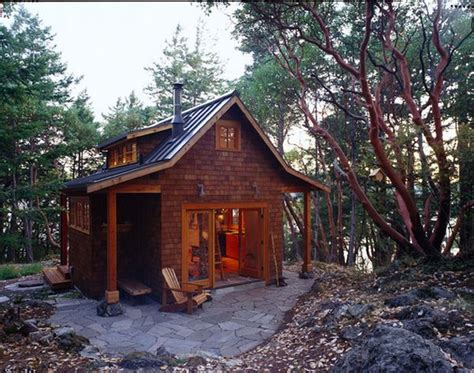 Wooden Cabins To Live In by Living The Grid Is A Cabin Right For You