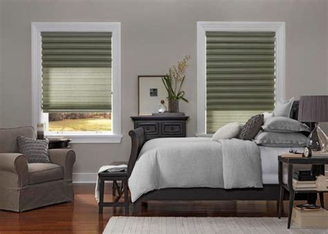 bedroom window blinds 17 best images about top bottom up shades on