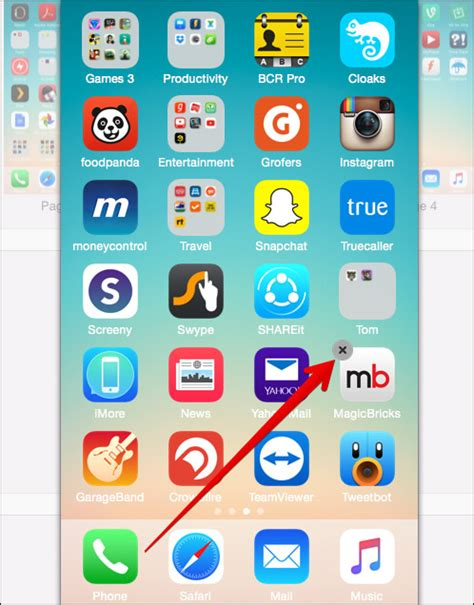 how to delete apps on iphone using itunes a beginner