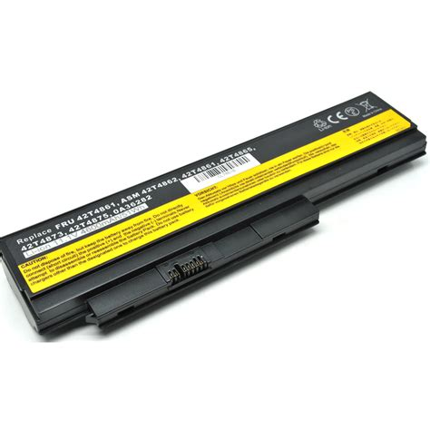 Baterai Laptop Lenovo Thinkpad baterai lenovo thinkpad x220 x220i standard capacity oem