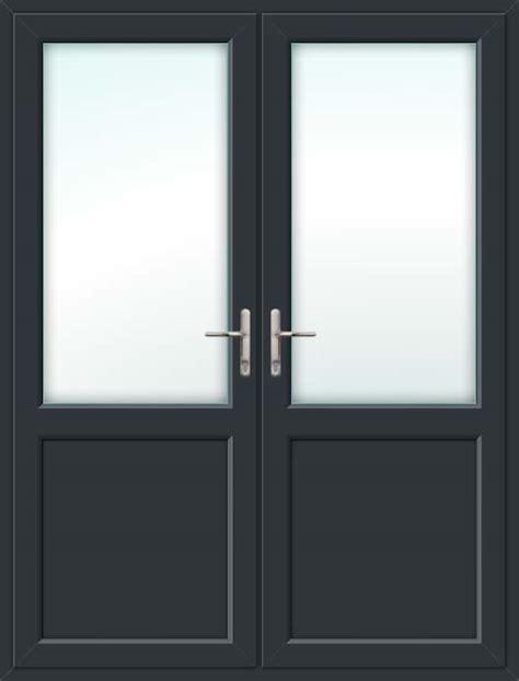 Two Half Doors - upvc doors diy doors