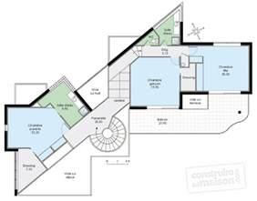 maison d architecte 1 d 233 du plan de d