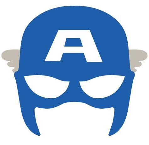 Capitan Estenlis captain america mask clip 8