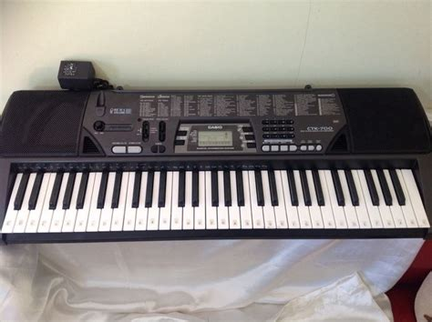Keyboard Casio Ctk 700 Casio Keyboard Ctk 700 Catawiki