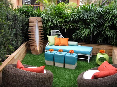 outdoor accessories design color splash hgtv