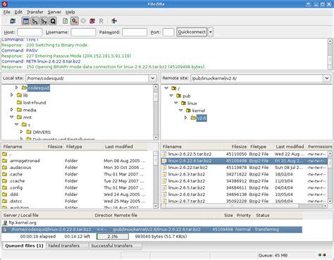 porta filezilla account ftp archivi support amen pt