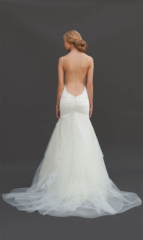 backless dresses backless wedding gowns 2076968 weddbook