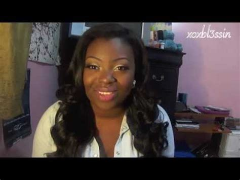 diva curl review outre batik diva curl and euro j body on top youtube