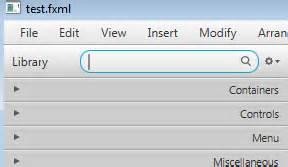 javafx text field layout scenebuilder javafx search textfield stack overflow