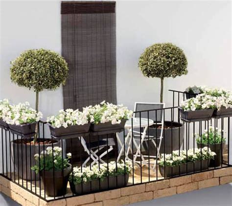 Apartment Deck Plants Beautiful Balcony Decorating Ideas 15 Green Balcony Designs