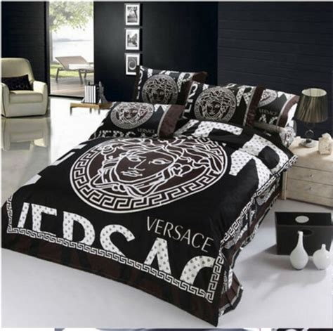 Versace Bed Comforter Set Like Success