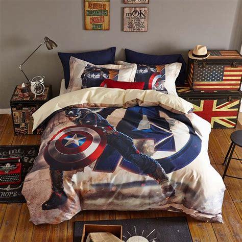 Captain America Bedding by Captain America Bedding Set