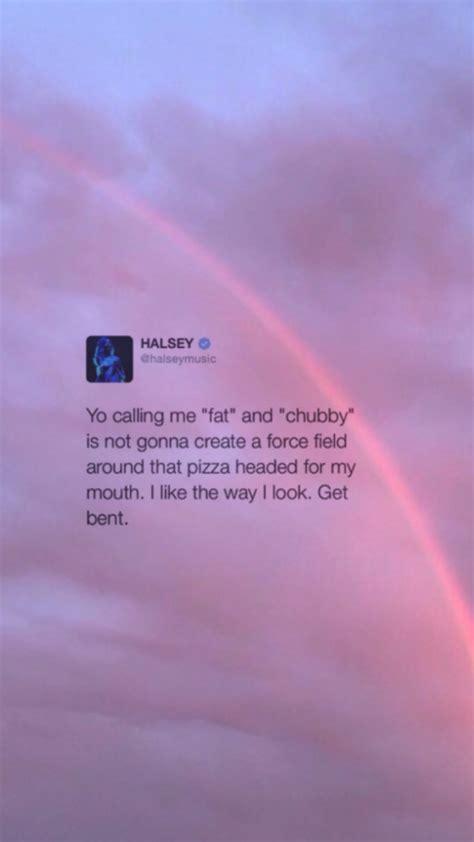 halsey twitter layout tumblr halsey tweets lockscreens