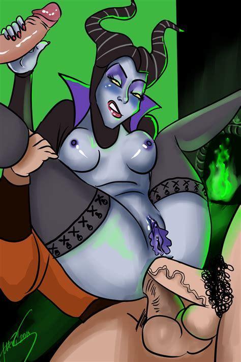 Maleficent By Mavruda Hentai Foundry